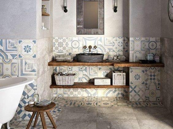 3 idee per rivestimenti bagno originali | giaguaro edilizia - Bagno Rivestimenti Idee